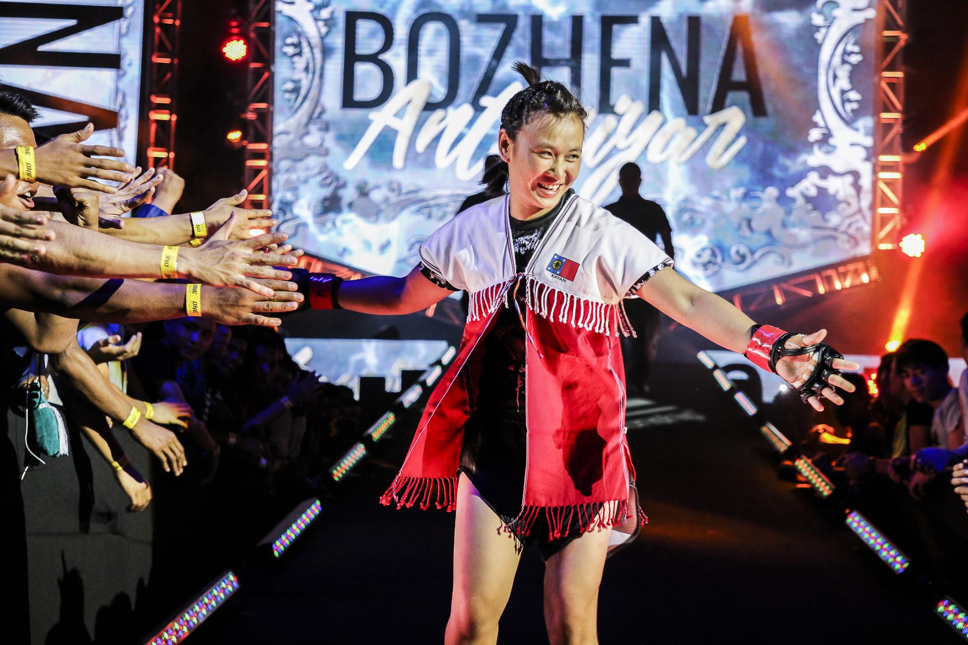 Image result for Bozhena Antoniyar