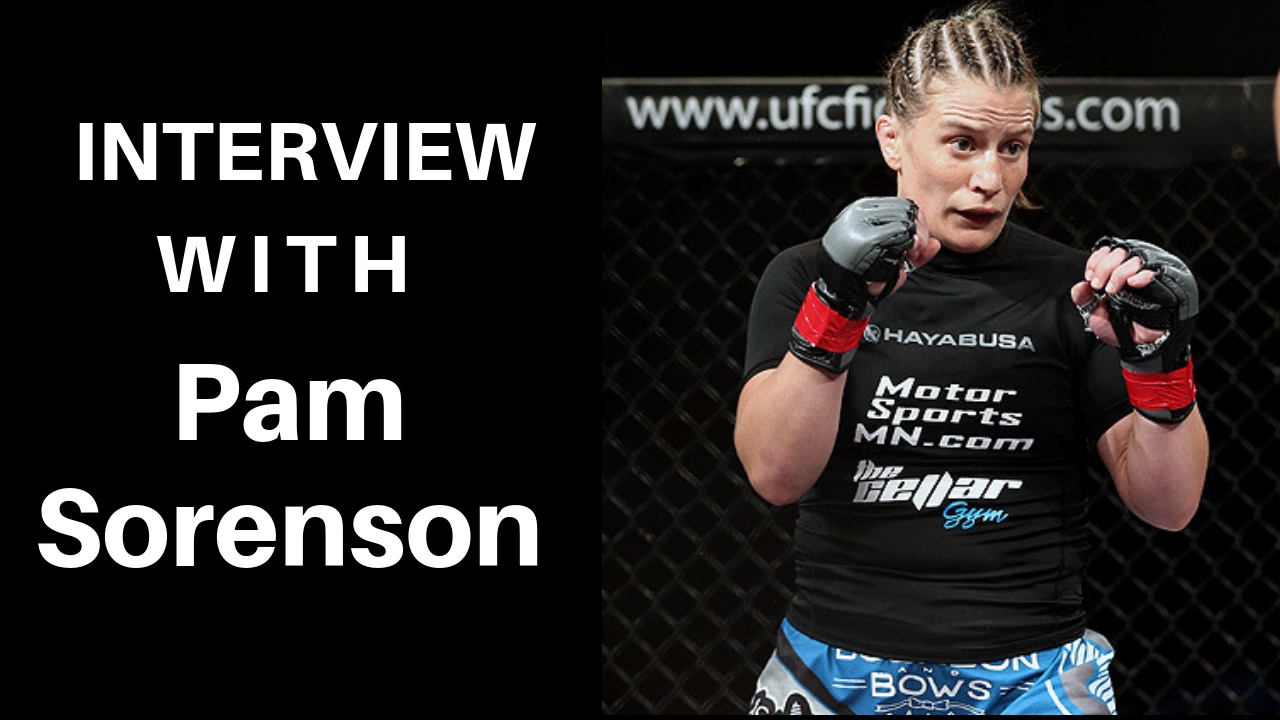 Interview with Pam Sorenson - pam