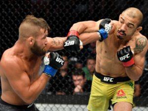 UFC: Jose Aldo wants lightweight debut or title bout against Brian Ortega at UFC 231 - Aldo
