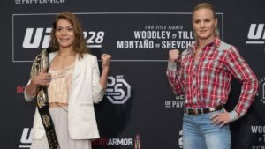 No fight? No problem. Shevchenko will still be paid for UFC 228! - Valentina