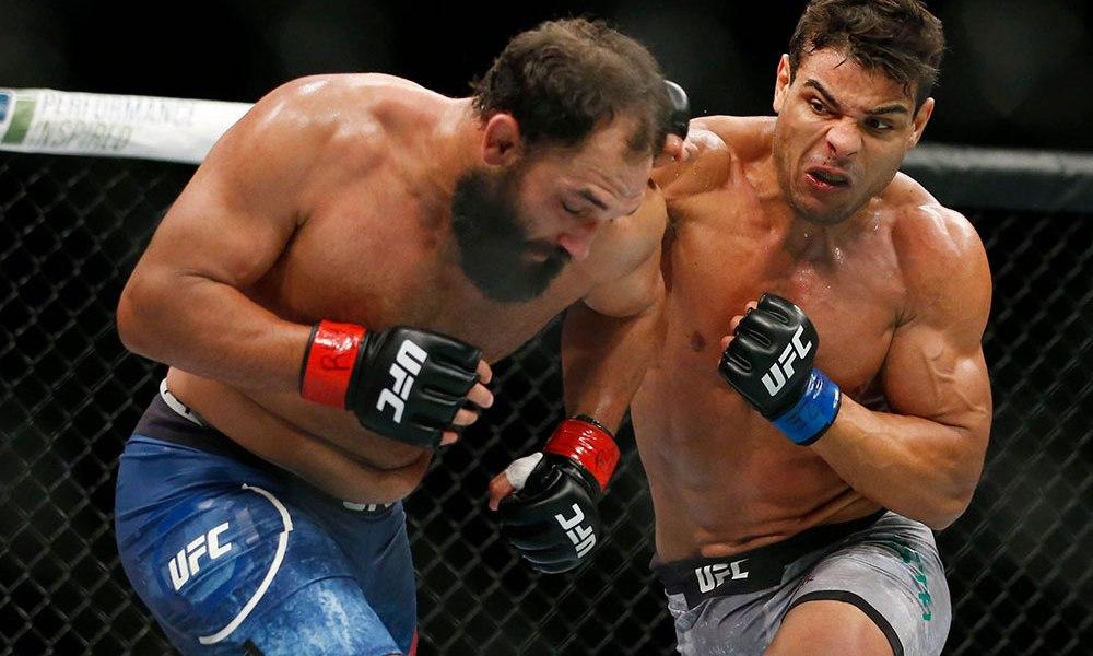 UFC: Paulo Costa plans to win three belt in UFC - Costa