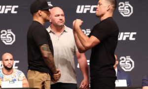 MMA fighters and fans react to the possible 165-pound division - mma