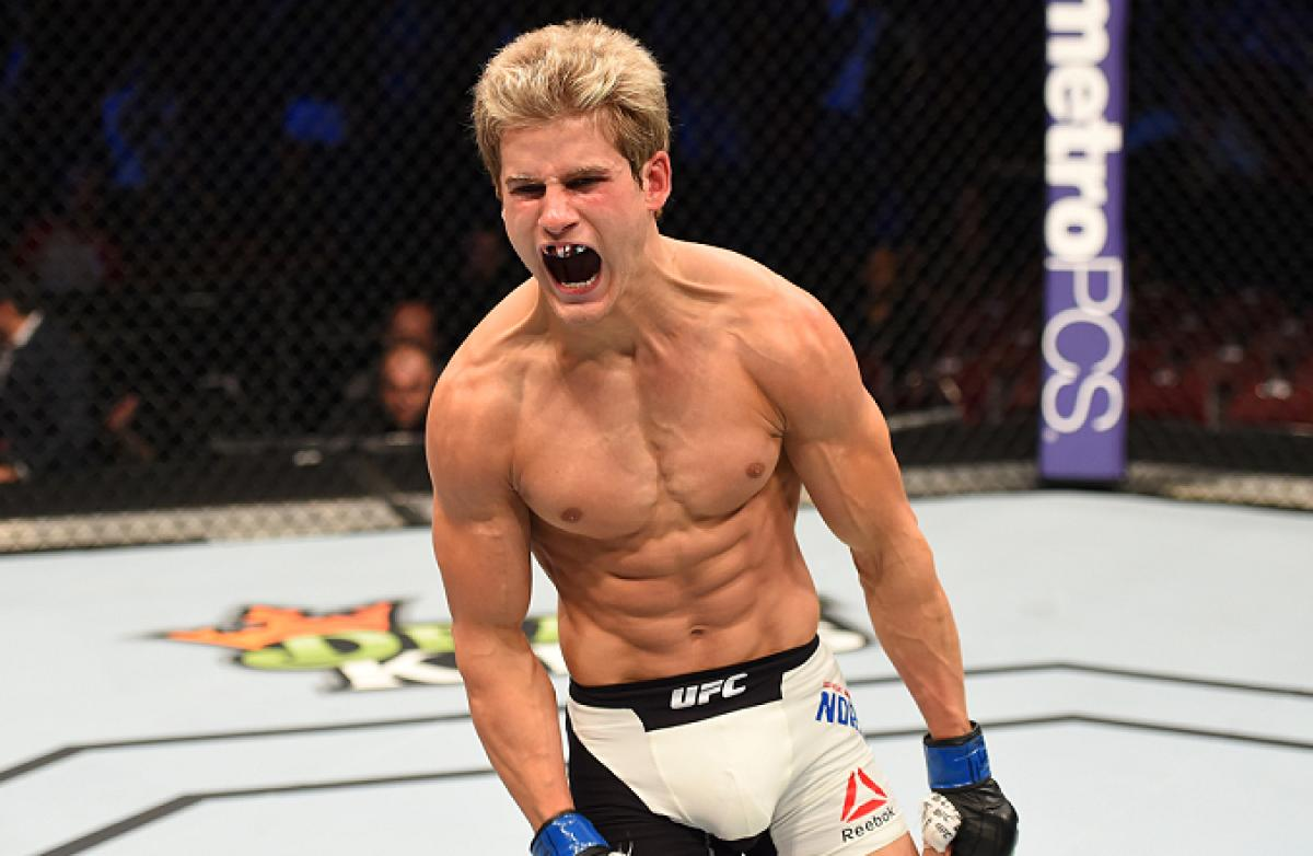 Urijah Faber reacts to parody Nike advert about Sage Northcutt - Northcutt