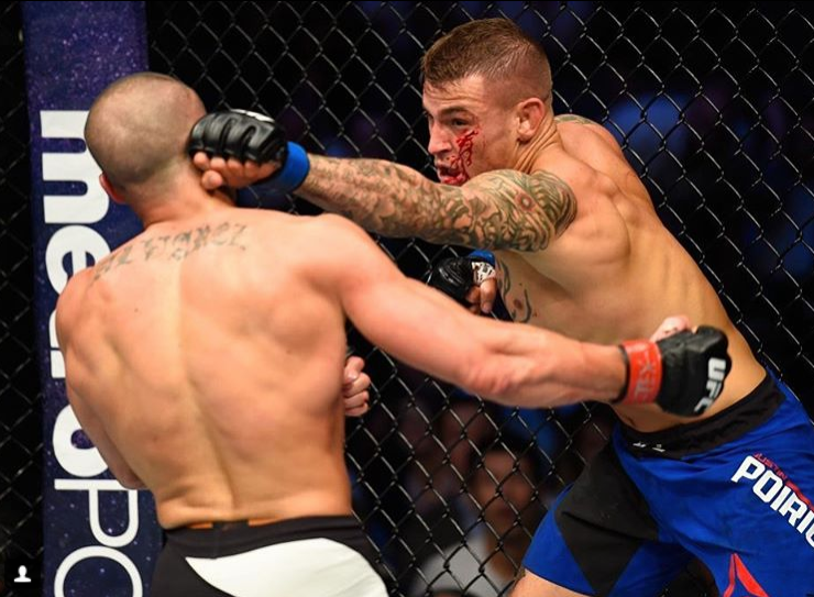 Dustin Poirier: The Friday Fighter of the week - dustin