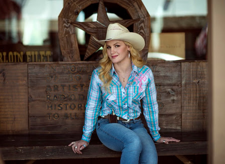 UFC: Valentina Shevchenko heats up Texas in a cowgirl photoshoot! - Valentina Shevchenko