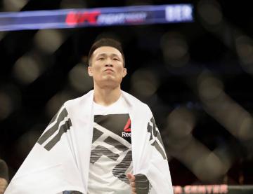 Korean Zombie : UFC promised me title shot with win over Frankie Edgar - Korean