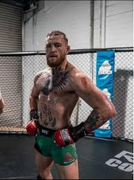 Conor McGregor releases another training video...and this time, he's showing off -
