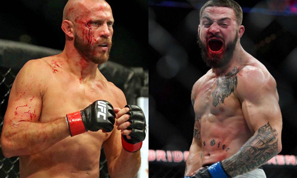 UFC: Mike Perry reveals details of sparring Donald Cerrone - Cerrone