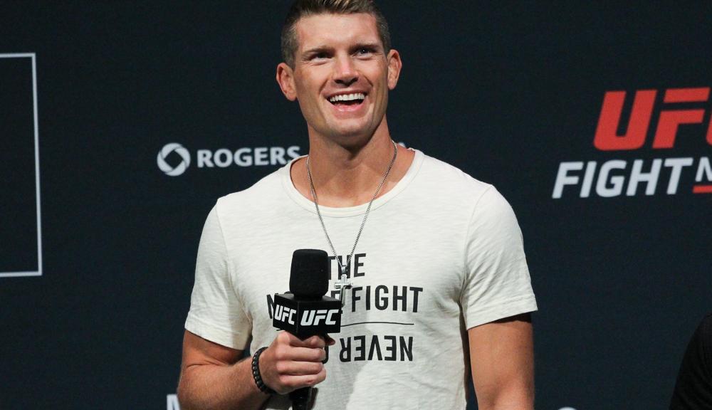 UFC: Stephen Thompson says Darren Till doesn't deserve a title shot - Stephen