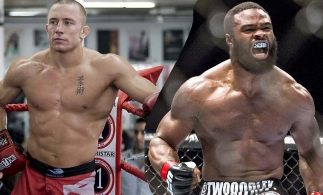 UFC: Tyron Woodley says he doesn't have to beat GSP to be 'The Greatest Ever' - Woodley