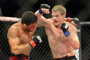 UFC: Evan Dunham says UFC never paid his ambulance bill - evan