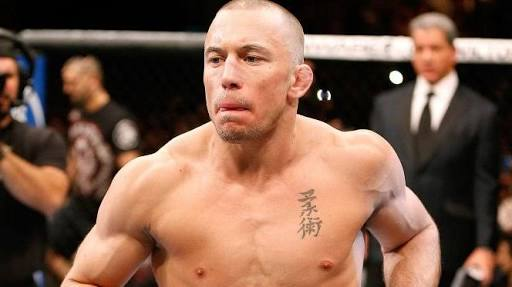 UFC: Georges St-Pierre explains why he doesn't want to fight Tyron Woodley 'right now' - Georges St-Pierre