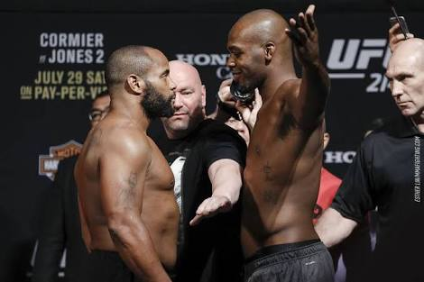 """UFC: Daniel Cormier fires back at Jon Jones for """"You know you can't beat me"""" comments - UFC"""