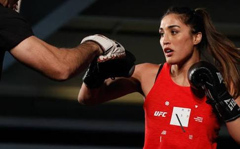 UFC: Tatiana Suarez confident she can beat Rose Namajunas more decisively than she just beat Carla Esparza - Tatiana Suarez