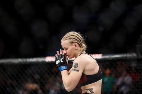 UFC: Valentina Shevchenko open to title fight against Joanna Jedrzejczyk - ufc