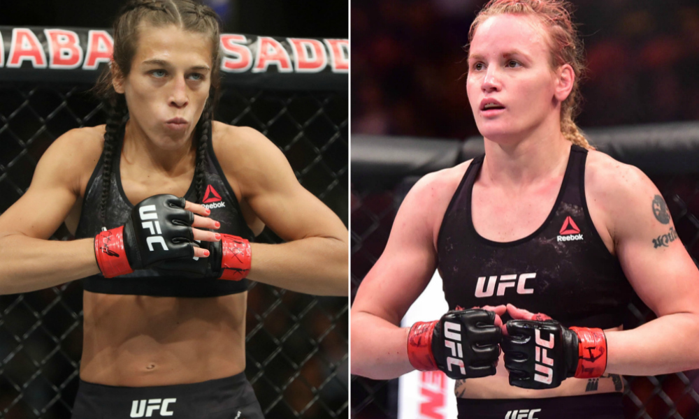 Title fight alert! The Boogeywoman vs The Bullet at UFC 231 - boogeywoman