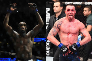 Colby Covington brutalizes Jon Jones over fear of eating out - fear