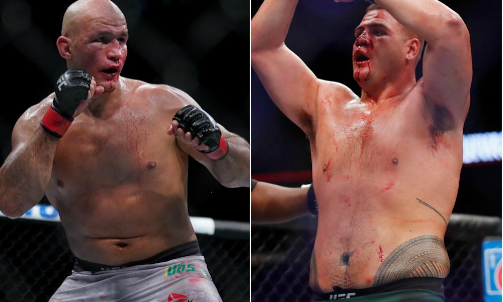 UFC: Junior Dos Santos vs. Tai Tuivasa has been verbally agreed to headline UFC Adelaide - Junior Dos Santos