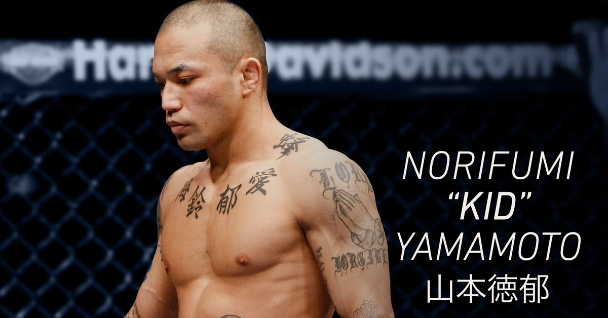 UFC: Kid Yamamoto passes away at the age of 41 after losing battle with cancer - Yamamoto