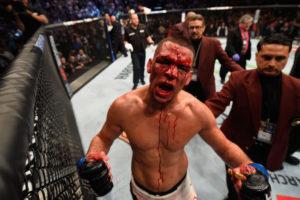 Sad news for MMA fans. Nate Diaz isn't fighting at UFC 230 - Nate Diaz