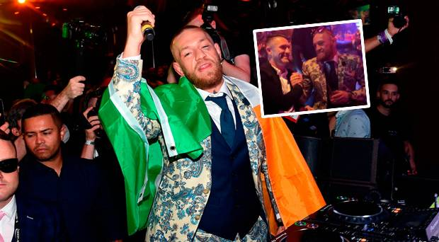 Conor McGregor announces UFC 229 after party date and venue - conor