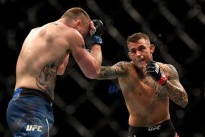 UFC: Diaz vs Poirier: New weight class, new belt? - Diaz