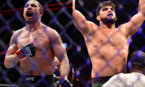 UFC: Robert Whittaker ridicules Kevin Gastelum's claim that he has been in too many wars - Whittaker
