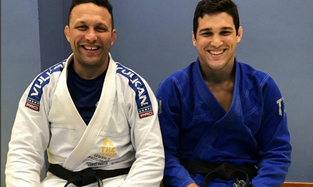 MMA: Robson Gracie inspired by brother Renzo Gracie - Gracie
