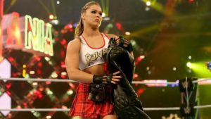 WWE/UFC: Ronda Rousey vs. Cris Cyborg......at WWE Wrestlemania 35?! - Ronda Rousey