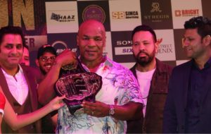 Is Boxing superstar Mike Tyson a good ambassador for MMA? - Tyson