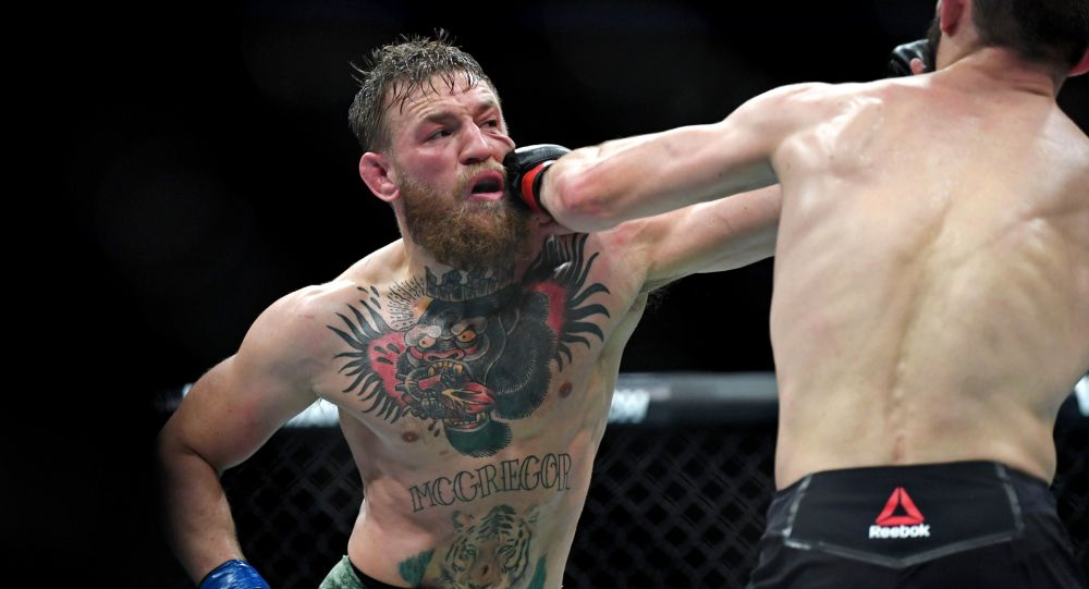 Conor McGregor gives round by round breakdown of Khabib fight. And vows to be back stronger - McGregor