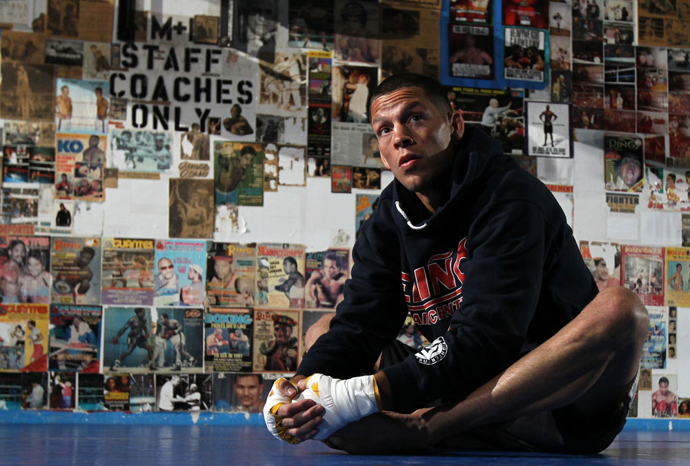The perfect fighter to push Conor McGregor to his limits? Simple. Nate Diaz - Conor McGregor