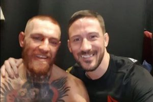 While everyone is losing their minds, John Kavanagh is cool as a cucumber after UFC 229 - John Kavanagh
