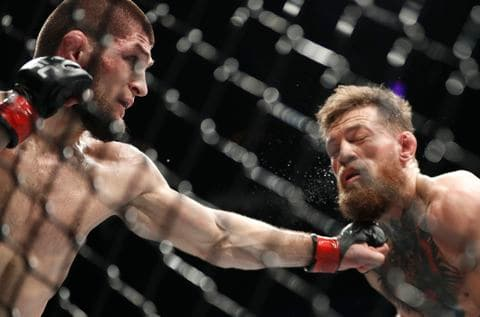 Conor McGregor reacts after UFC 229: Wants to rematch Khabib - 229