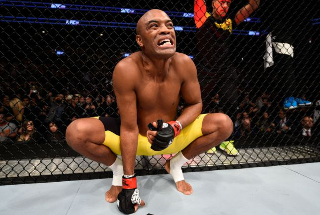 Anderson Silva has a message for Conor McGregor: Legend vs Legend, let's do this! - conor