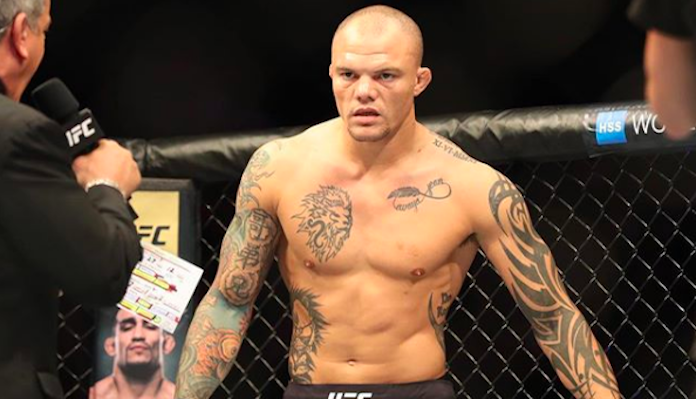 Mystic Anthony Smith predicted his manner of victory over Volkan a week ago! - Anthony Smith