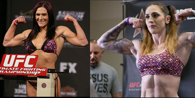 Megan Anderson vs Cat Zingano being discussed for UFC 232 - in case Amanda Nunes pulls out - Anderson