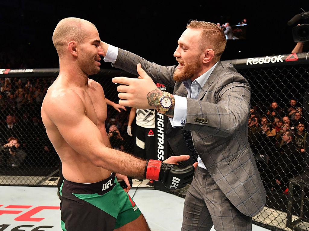 Artem Lobov sick and tired of all the UFC 229 talk, fully focussed on Michael Johnson - Artem Lobov