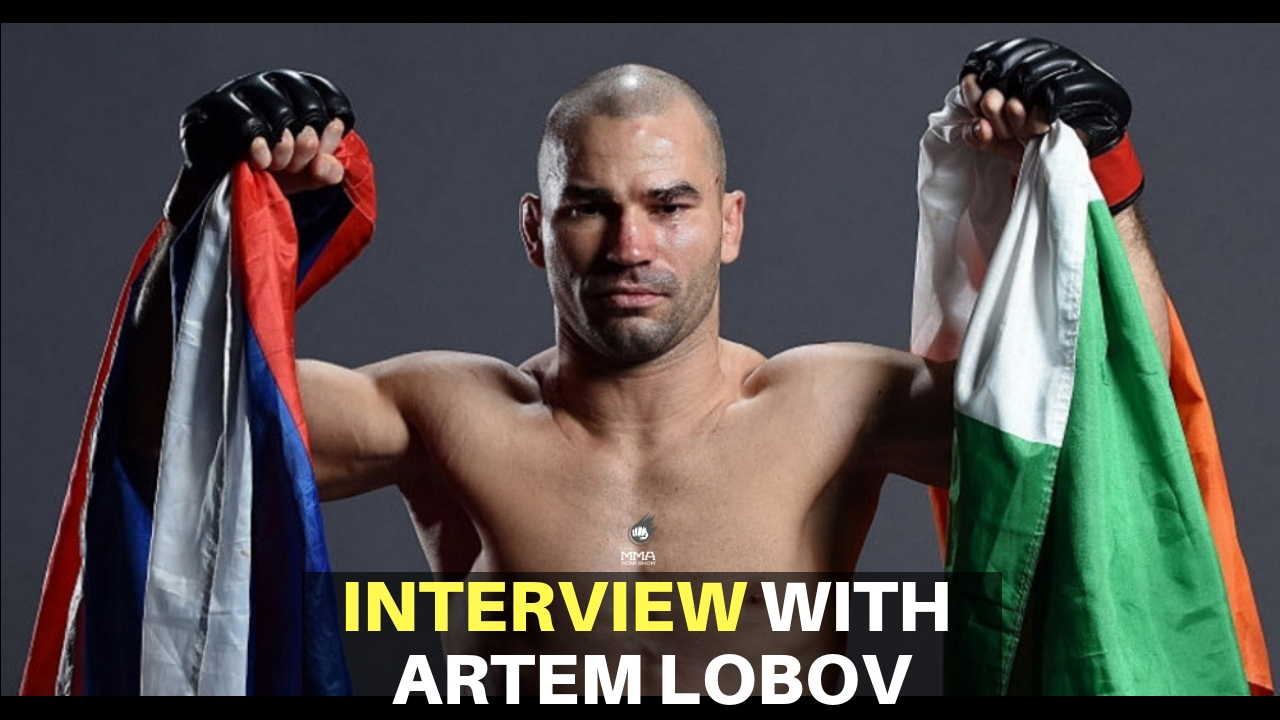 Interview with Artem Lobov, ahead of his fight this weekend at UFC Moncton. -