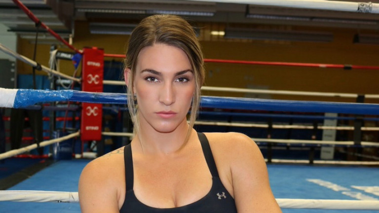Boxing sensation Mikaela Mayer was * this * close to signing with Bellator - Mayer
