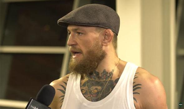 Conor McGregor talks Khabib, UFC return and Fighting Future - McGregor