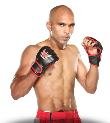 Abdul Muneer : The Friday Fighter of the week -