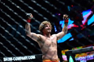 Ben Askren puts Dillon Danis on blast - You let Conor down! - Askren