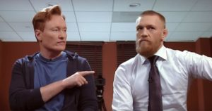 Conor on Khabib: He may have wrestled Dagestani bears, but he's never wrestled an Irish gorilla - Conor