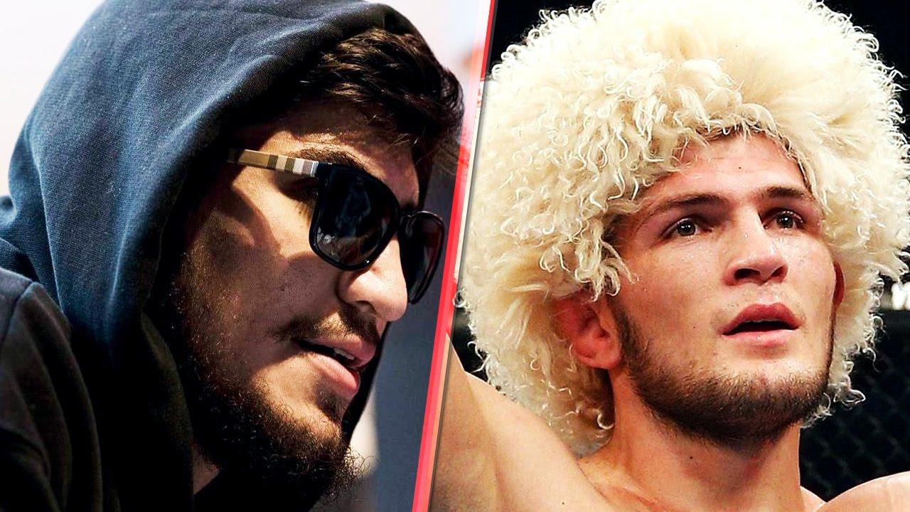 Joe Rogan says Dillon Danis was 'absolutely insulting' Khabib Nurmagomedov at UFC 229 -