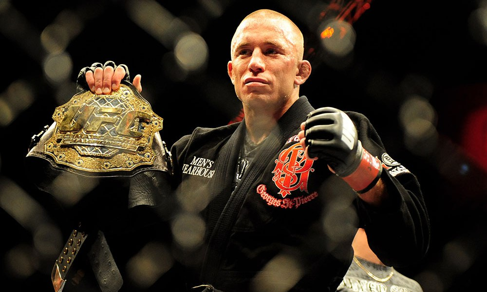 GSP wants to fight in 2019 - against Khabib Nurmagomedov! - Georges