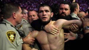 Khabib's father says his punishment for brawl will be worse than UFC's - Khabib
