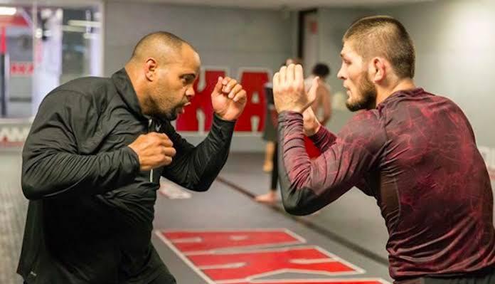 Daniel Cormier not impressed by Khabib's actions after UFC 229 - ufc