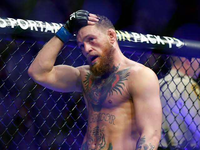 Conor McGregor says he is 'looking forward to the rematch' against Khabib Nurmagomedov -
