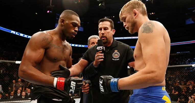 Jon Jones vs. Alexander Gustafsson 2 is set for UFC 232 on Dec. 29 in Las Vegas - jon